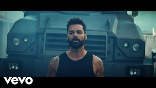 Ricky Martin - Tiburones (Video)