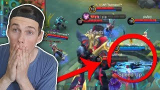 THE BEST LORD STEAL EVER DONE! | Mobile Legends