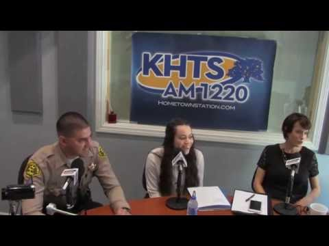 Santa Clarita Sheriff's Talk On KHTS -- June 2, 2016 -- Santa Clarita