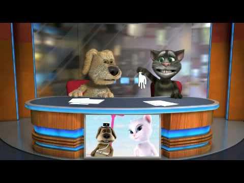 Talking Tom & Ben News world cleanup 2012
