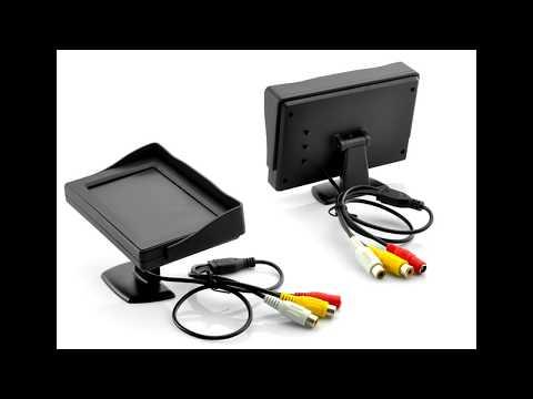 Chevrolet Cruze - Установка камеры заднего вида и монитора