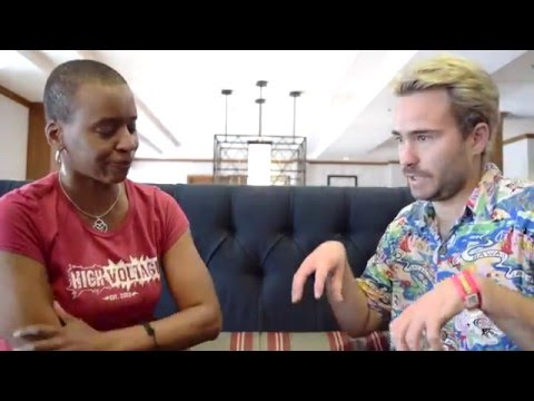 Hanging Out with High Voltage: Alex Casnoff of Harriet