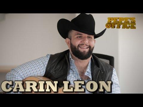 Rugiendo con Todo Carin Leon - Pepe's Office