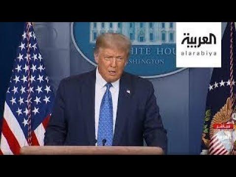 بعد تغريدة ترمب المثيرة للجدل.. البيت الأبيض: انتخابات الرئاسة في موعدها  - نشر قبل 7 ساعة