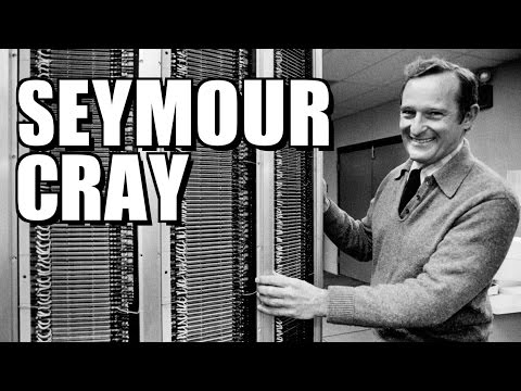 TECH STORIES: Life & Work of Seymour Cray