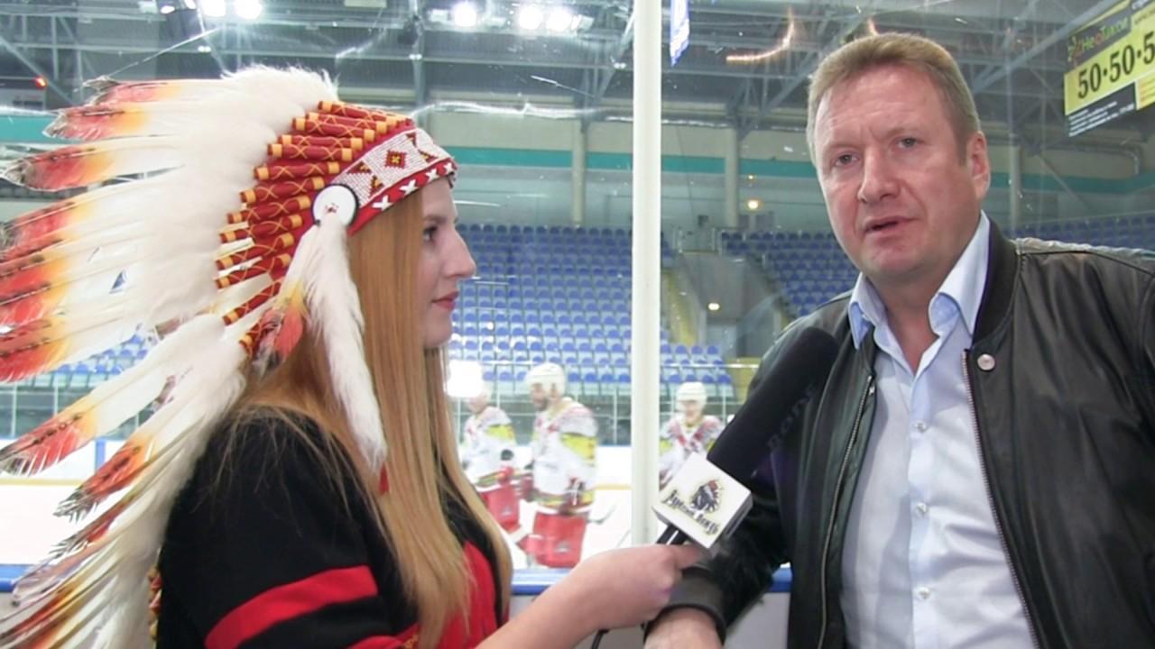 Интервью с  представителем НХЛ в Рязанской области Олегом Смирновым