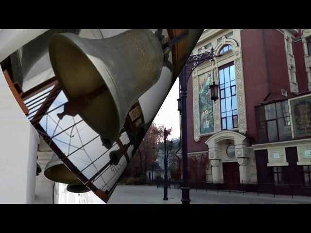 Смотреть видео ♥ Москва.  Сретенский монастырь ♥