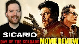 Sicario: Day of the Soldado - Movie Review