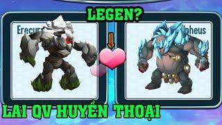 ✔️KHỔNG LỒ ĐÁ VÀ KHỔNG LỒ BĂNG - Monster Legends Game Mobiles - Quái Vật Android, Ios #225