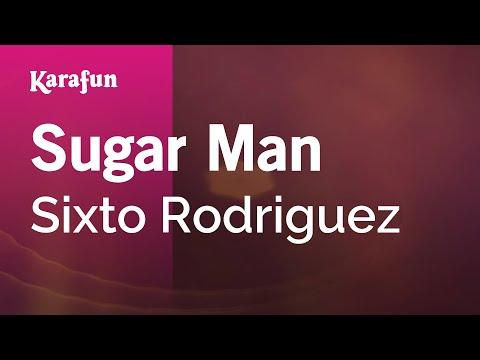 Karaoke Sugar Man - Sixto Rodriguez *