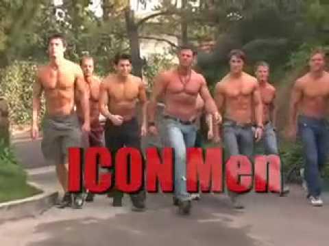 Icon Men TV Pilot: Max Wettstein, Greg Plitt, TJ Hoban, Christian Boeving...
