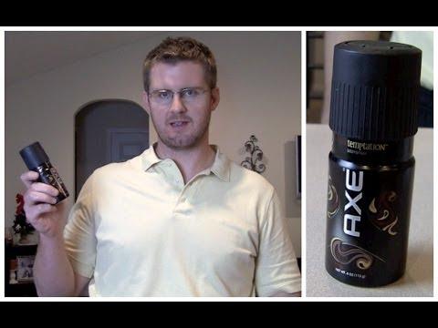 Axe Dark Temptation Body Spray Review - YouTube