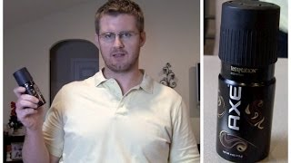 Axe Dark Temptation Body Spray Review