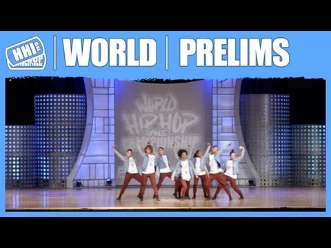 Primitive - South Africa (Adult) @ HHI's 2013 World Hip Hop Dance Championship