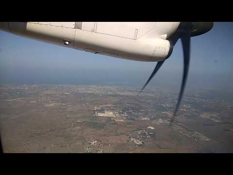 TUTICORIN CITY/ FLIGHT VIEW