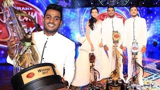 Derana Dream Star 7 Grand Final 09-12-2017