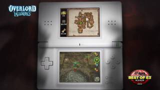 Overlord Minions Nintendo DS video game trailer