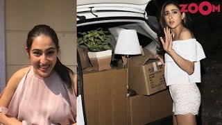 Sara Ali Khan's BIG SECRET finally gets REVEALED