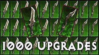 1000 UPGRADES SWORDS