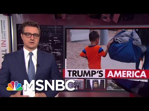 President Donald Trump's Contempt For Immigrants Permeates The Government | All In | MSNBC