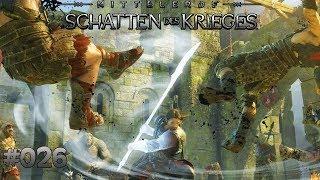 Mittelerde: Schatten des Krieges #026 - MEHR! - Let's Play Mittelerde Deutsch / German