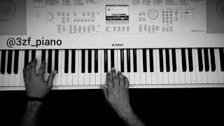 يسألني الليل__بيانو