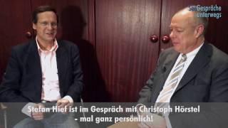 Crash oder Krieg? Christoph Hörstel ganz persönlich mit Stefan Hief / Seegespräche Unterwegs