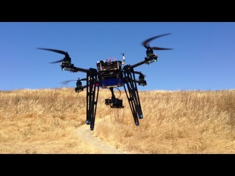 'Game of Drones' and DIY Drones trending as Nonlethal Hobby
