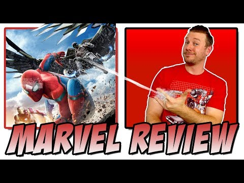 Spider-Man: Homecoming - Movie Review...