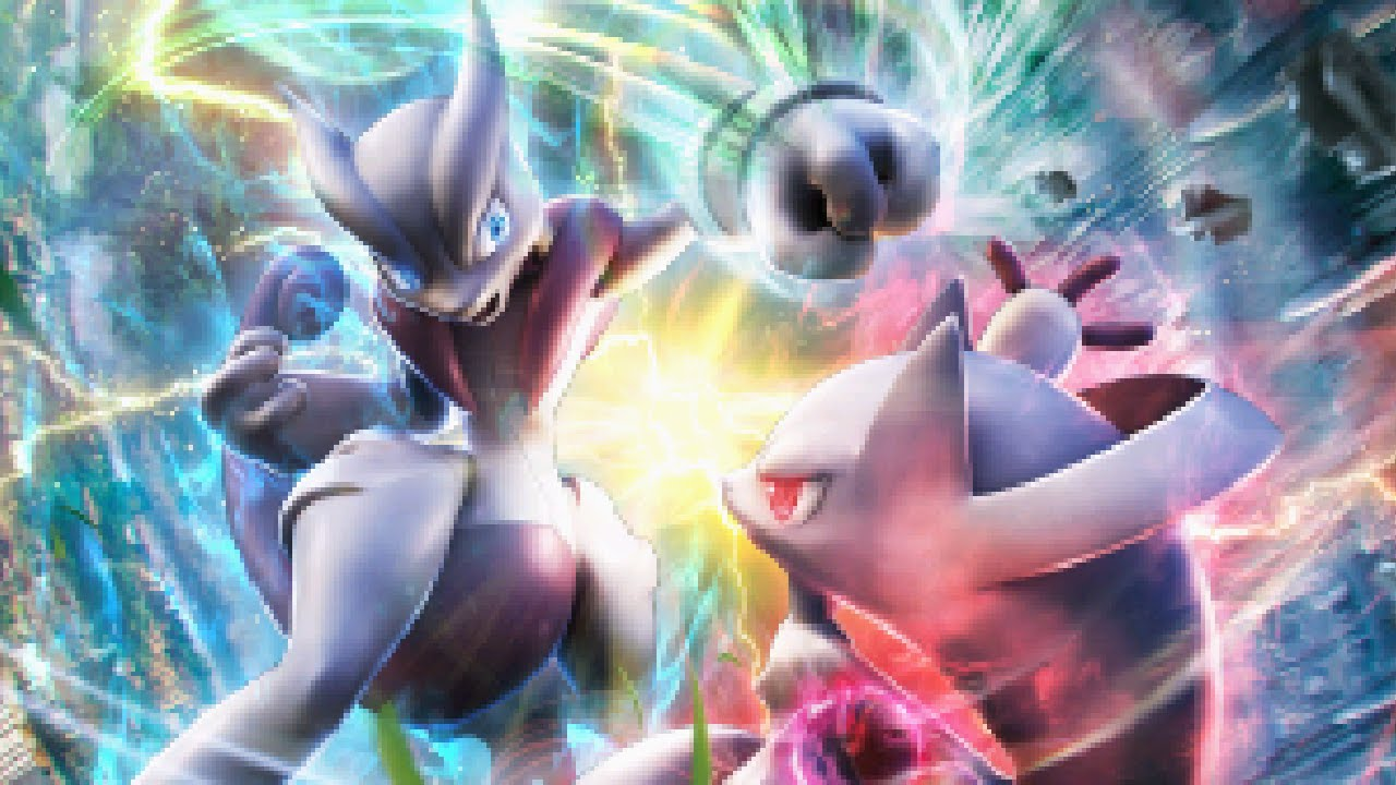 Mega mewtwo and break evolution 3ds theme youtube - Mewtwo y mega evolution ...