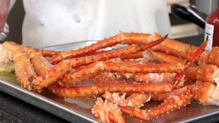 How To Grill King Crab : Grilling & Cooking