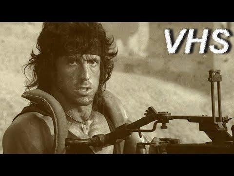 Рэмбо 5: Последняя кровь - Трейлер 2 на русском - VHSник