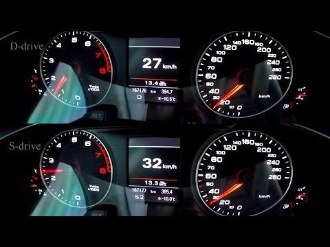 AUDI A4 AVANT MULTITRONIC 118KW/160HP (2011) D/S drive