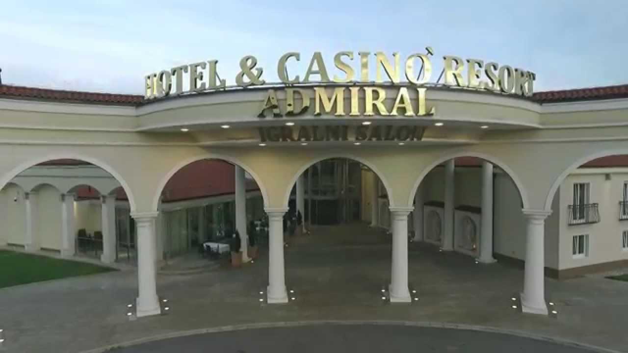 PROMO Hotel Casinò Resort ADMIRAL - YouTube