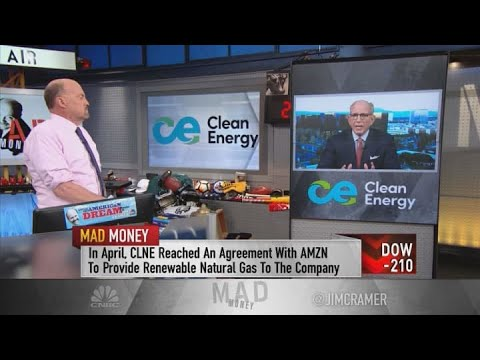 CLNE CEO: Amazon deal validation of renewable natural gas