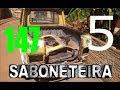 Vídeo 5. Restauração Fiat 147 pick-up Saboneteira