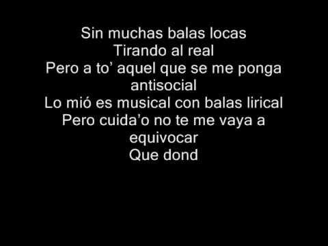 los benjamis-royal rumble remix letra- tego calderon ft tito el bambino ft baby rasta ft arcangel