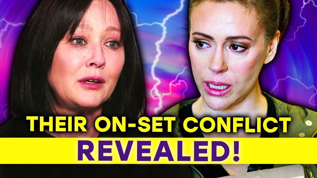 Charmed: Top-10 Behind-the-Scenes Dramas |  ⭐OSSA #1