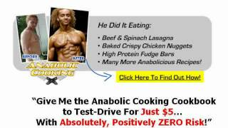 Anabolic Cooking Stop Anabolic Cooking Only $5
