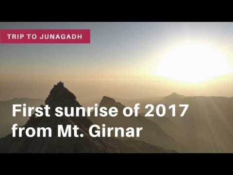 Episode 1 | Trip to Junagadh | Ascending Mt. Girnar | Highest peak of Gujarat