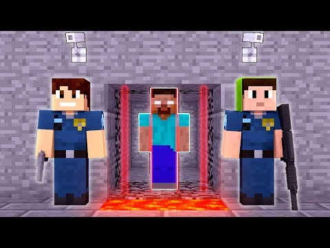 SE O HEROBRINE FOSSE PRESO ?! - Minecraft (SÉRIE NOVA)
