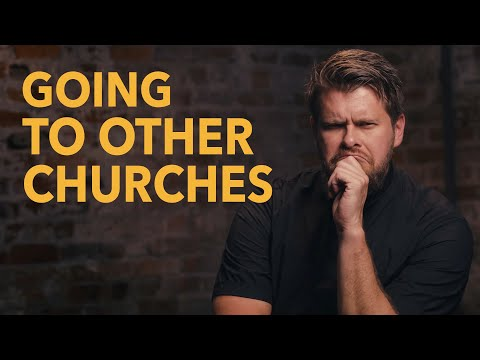 Made for Glory // Going To Other Churches