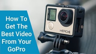 GoPro Tip #1: How Get the Best Video Out of Your GoPro Hero 4 (Protune Color Correction)