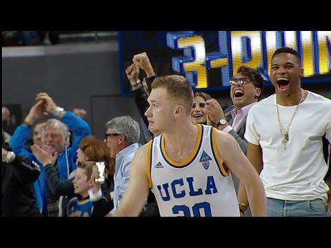 Recap: UCLA upsets No. 7 Arizona in men's basketball