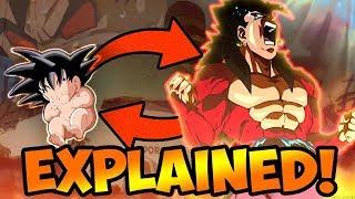 Super Saiyan 4 Explained (The Secret of the Saiyans)