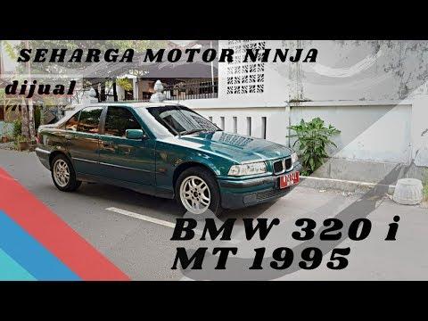 JUAL BMW 320i E36 Th 1995 M/T - SEHARGA MOTOR SAJA