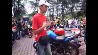 Retro Bike Weekend Santai Retro Malaysian Riders 2012