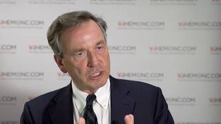 Financial benefit of combining two expensive drugs for CLL