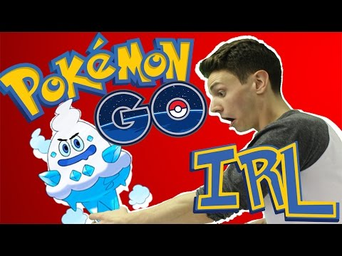 Pokemon GO Parody! (Pokemon in Real Life)