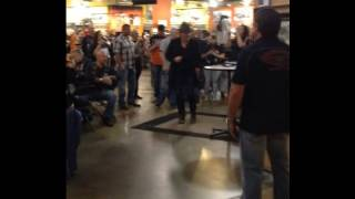 Theo Rossi & Tommy FlanaganFull Throttle Event